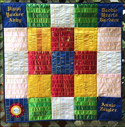 Horse Show Ribbon Quilts : ribbon quilt - Adamdwight.com
